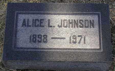 WARE MCCLURE, ALICE L. - Yavapai County, Arizona | ALICE L. WARE MCCLURE - Arizona Gravestone Photos