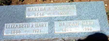KEYTON JOHNSON, MARTHA A. - Yavapai County, Arizona | MARTHA A. KEYTON JOHNSON - Arizona Gravestone Photos
