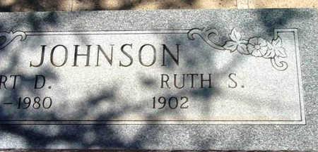 STOKOE JOHNSON, RUTH S. - Yavapai County, Arizona   RUTH S. STOKOE JOHNSON - Arizona Gravestone Photos