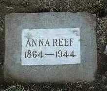 JOHNSON REEF, ANNA - Yavapai County, Arizona | ANNA JOHNSON REEF - Arizona Gravestone Photos