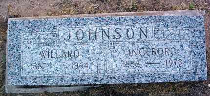 MUNSON JOHNSON, I. C. - Yavapai County, Arizona | I. C. MUNSON JOHNSON - Arizona Gravestone Photos