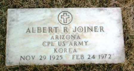 JOINER, ALBERT RICHARD - Yavapai County, Arizona | ALBERT RICHARD JOINER - Arizona Gravestone Photos