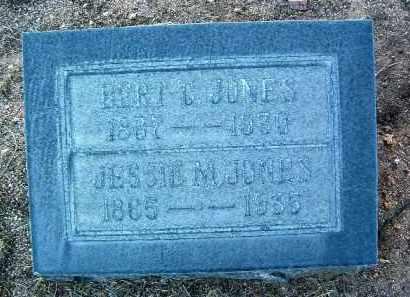 JONES, BERT C. - Yavapai County, Arizona | BERT C. JONES - Arizona Gravestone Photos