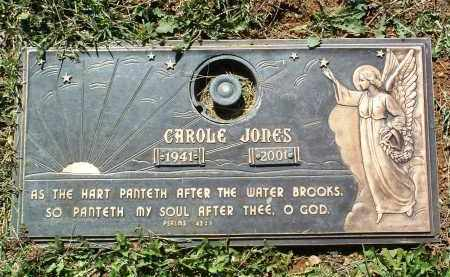 JONES, CHARLOTTE CAROLE - Yavapai County, Arizona | CHARLOTTE CAROLE JONES - Arizona Gravestone Photos