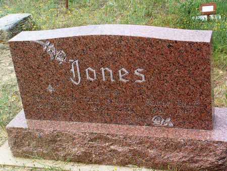JONES, ELLA GERTRUDE - Yavapai County, Arizona | ELLA GERTRUDE JONES - Arizona Gravestone Photos