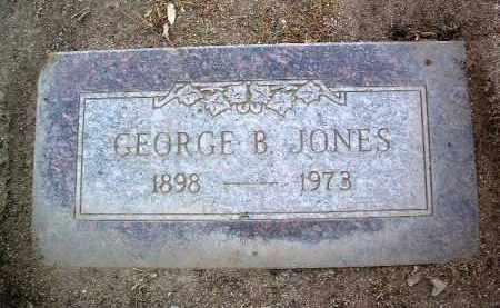 JONES, GEORGE BRYAN - Yavapai County, Arizona | GEORGE BRYAN JONES - Arizona Gravestone Photos