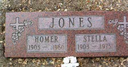 JONES, STELLA - Yavapai County, Arizona | STELLA JONES - Arizona Gravestone Photos