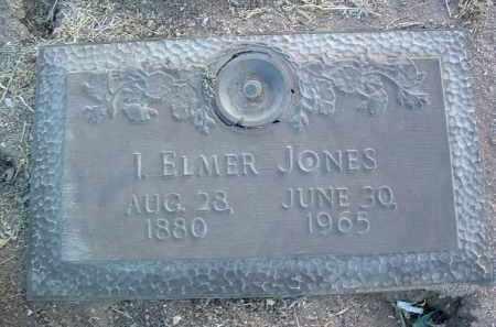JONES, ISAAC ELMER - Yavapai County, Arizona | ISAAC ELMER JONES - Arizona Gravestone Photos