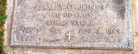 JONES, JAMES O. - Yavapai County, Arizona | JAMES O. JONES - Arizona Gravestone Photos