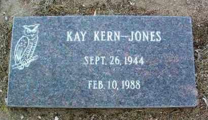 JONES, KAY LYNN - Yavapai County, Arizona | KAY LYNN JONES - Arizona Gravestone Photos
