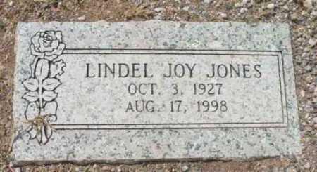 JONES, LINDEL JOY - Yavapai County, Arizona   LINDEL JOY JONES - Arizona Gravestone Photos