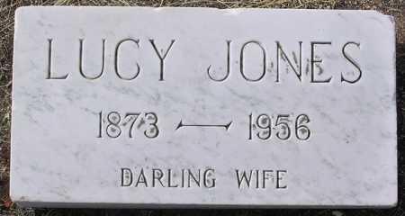 JONES, LUCY - Yavapai County, Arizona | LUCY JONES - Arizona Gravestone Photos