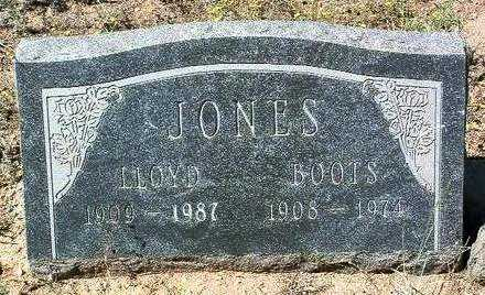 JONES, MARY ELLEN (BOOTS) - Yavapai County, Arizona | MARY ELLEN (BOOTS) JONES - Arizona Gravestone Photos