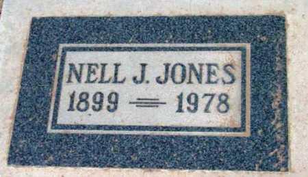 JONES, NELL JANE - Yavapai County, Arizona | NELL JANE JONES - Arizona Gravestone Photos