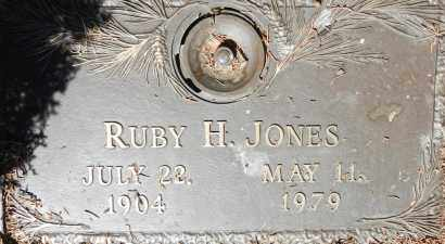 JONES, RUBY HAZEL - Yavapai County, Arizona | RUBY HAZEL JONES - Arizona Gravestone Photos