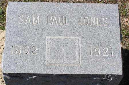 JONES, SAM PAUL - Yavapai County, Arizona | SAM PAUL JONES - Arizona Gravestone Photos