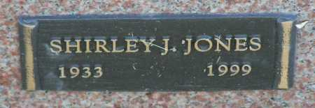 JONES, SHIRLEY J. - Yavapai County, Arizona | SHIRLEY J. JONES - Arizona Gravestone Photos