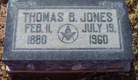 JONES, THOMAS BROWN - Yavapai County, Arizona   THOMAS BROWN JONES - Arizona Gravestone Photos