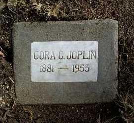 JOPLIN, CORA CHRISTINA - Yavapai County, Arizona | CORA CHRISTINA JOPLIN - Arizona Gravestone Photos