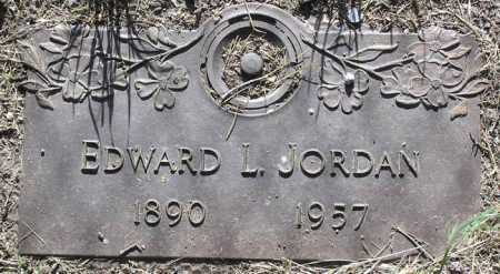 JORDAN, EDWARD LAWRENCE, JR. - Yavapai County, Arizona | EDWARD LAWRENCE, JR. JORDAN - Arizona Gravestone Photos