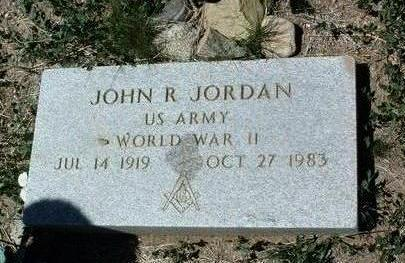 JORDAN, JOHN RANKIN, II - Yavapai County, Arizona   JOHN RANKIN, II JORDAN - Arizona Gravestone Photos