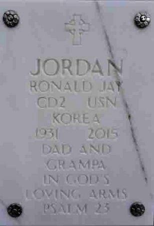 JORDAN, RONALD JAY - Yavapai County, Arizona   RONALD JAY JORDAN - Arizona Gravestone Photos