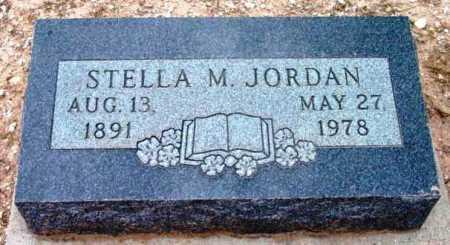 JORDAN, STELLA MYRTLE - Yavapai County, Arizona | STELLA MYRTLE JORDAN - Arizona Gravestone Photos
