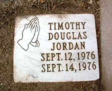 JORDAN, TIMOTHY DOUGLAS - Yavapai County, Arizona   TIMOTHY DOUGLAS JORDAN - Arizona Gravestone Photos