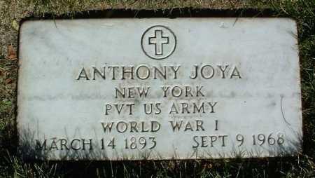 JOYA, ANTHONY - Yavapai County, Arizona | ANTHONY JOYA - Arizona Gravestone Photos