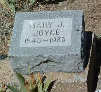 PEMBERTON JOYCE, MARY - Yavapai County, Arizona | MARY PEMBERTON JOYCE - Arizona Gravestone Photos