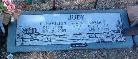 JUDY, CHARLES HAMILTON - Yavapai County, Arizona | CHARLES HAMILTON JUDY - Arizona Gravestone Photos
