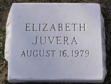 JUVERA, ELIZABETH - Yavapai County, Arizona | ELIZABETH JUVERA - Arizona Gravestone Photos