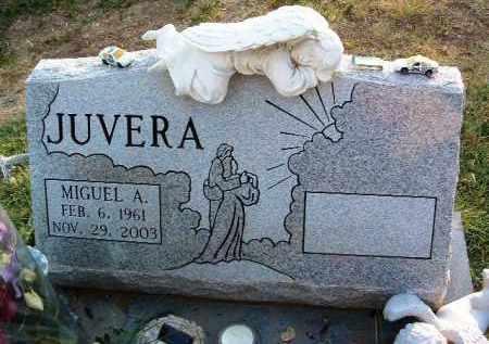 JUVERA, MIGUEL ANGEL - Yavapai County, Arizona | MIGUEL ANGEL JUVERA - Arizona Gravestone Photos