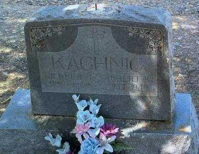 KACHNIC, MILDRED JANE - Yavapai County, Arizona | MILDRED JANE KACHNIC - Arizona Gravestone Photos