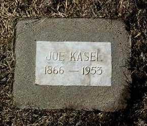 KASEL, JOE - Yavapai County, Arizona   JOE KASEL - Arizona Gravestone Photos