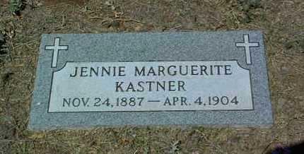 KASTNER, JENNIE M. - Yavapai County, Arizona   JENNIE M. KASTNER - Arizona Gravestone Photos