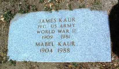 KAUR, MABEL A. - Yavapai County, Arizona | MABEL A. KAUR - Arizona Gravestone Photos