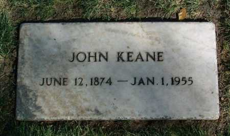 KEANE, JOHN - Yavapai County, Arizona   JOHN KEANE - Arizona Gravestone Photos