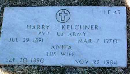 CONNELLY KELCHNER, A. - Yavapai County, Arizona | A. CONNELLY KELCHNER - Arizona Gravestone Photos