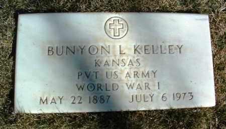 KELLEY, BUNYON LAFAYETTE - Yavapai County, Arizona | BUNYON LAFAYETTE KELLEY - Arizona Gravestone Photos
