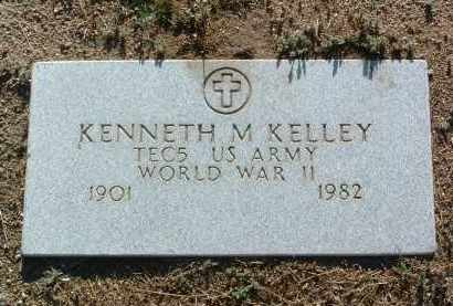 KELLEY, KENNETH M. - Yavapai County, Arizona | KENNETH M. KELLEY - Arizona Gravestone Photos