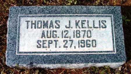 KELLIS, THOMAS JEFFERSON - Yavapai County, Arizona | THOMAS JEFFERSON KELLIS - Arizona Gravestone Photos