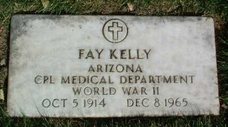 KELLY, FAY - Yavapai County, Arizona | FAY KELLY - Arizona Gravestone Photos