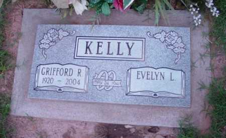 KELLY, EVELYN L. - Yavapai County, Arizona | EVELYN L. KELLY - Arizona Gravestone Photos