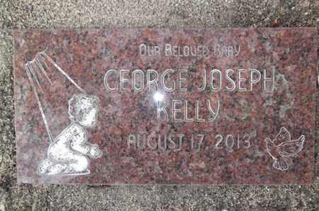 KELLY, GEORGE JOSEPH - Yavapai County, Arizona | GEORGE JOSEPH KELLY - Arizona Gravestone Photos