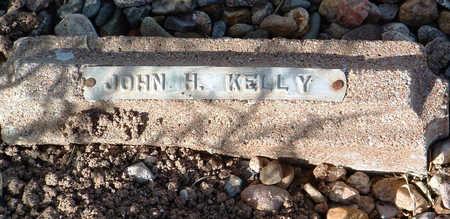 KELLY, JOHN HENRY - Yavapai County, Arizona | JOHN HENRY KELLY - Arizona Gravestone Photos