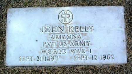 KELLEY, JOHN BOOKER - Yavapai County, Arizona | JOHN BOOKER KELLEY - Arizona Gravestone Photos