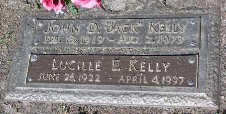 KELLY, LUCILLE E. - Yavapai County, Arizona | LUCILLE E. KELLY - Arizona Gravestone Photos