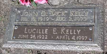 KELLY, JOHN DILLON (JACK) - Yavapai County, Arizona | JOHN DILLON (JACK) KELLY - Arizona Gravestone Photos