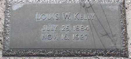 KELLY, LOUIS WILLIAM - Yavapai County, Arizona | LOUIS WILLIAM KELLY - Arizona Gravestone Photos